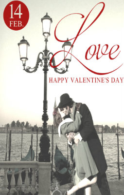 VALENTINE'S DAY IN VENICE