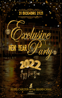 New Year's Eve 2021/2022 In Venice - Gala Dinner