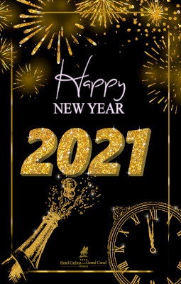 New Year's Eve 2020/2021 In Venice - Gala Dinner