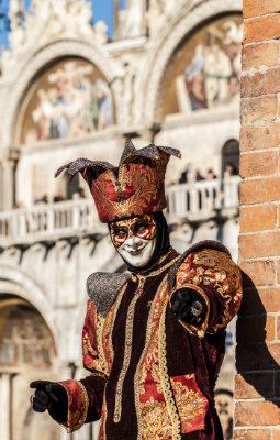 FIESTA DEL MARTES GORDO - Carnaval de Venecia 2019