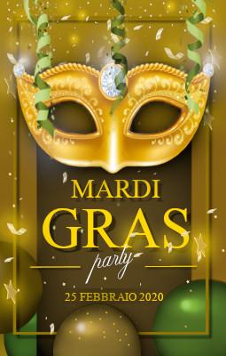 La fête du mardi gras - Carnaval de Venise 2020